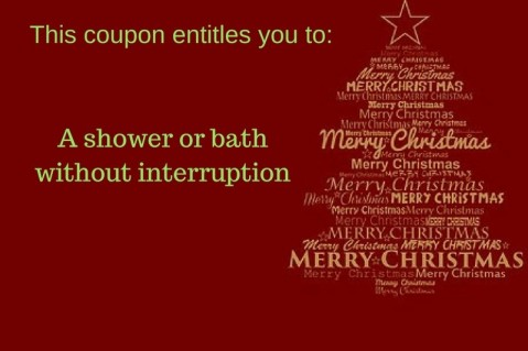 This coupon entitles you to_